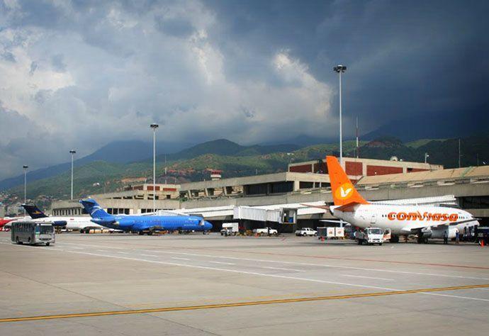 principales Aeropuertos de Venezuela