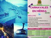 Paquete Mérida en Carnaval 4D/3N