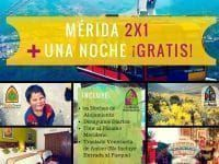 Paquete Fin de Semana en Mérida