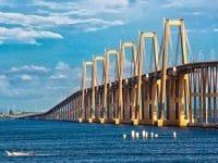 Puente sobre el Lago de Maracaibo | Puente General Rafael Urdaneta