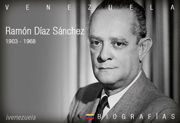 Ramón Díaz Sánchez | Biografía