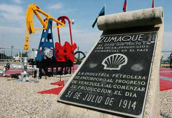 Zumaque I | Primer pozo petrolero en Venezuela
