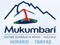 Horario y Tarifas del Teleférico de Mérida Mukumbarí