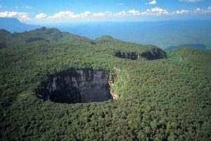 Parque Nacional Jaua-Sarisariñama