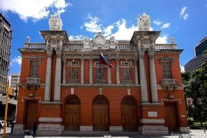 Teatro Nacional | Caracas | Venezuela