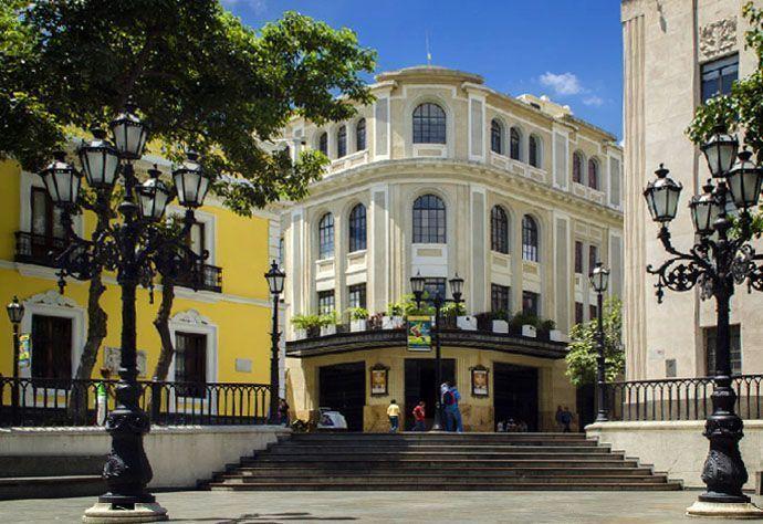 Teatro Principal de Caracas | Casco histórico