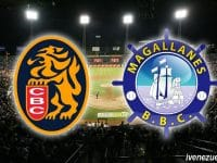 Los eternos rivales Caracas-Magallanes