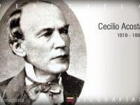 Cecilio Acosta   Biografía   Humanista y Jurista