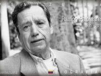 Poeta Ramón Palomares   Biografía