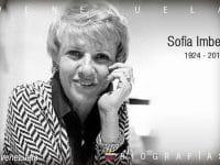 Sofía Imber la intransigente   Biografía