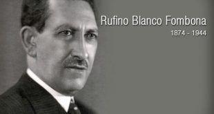 Rufino Blanco Fombona | Biografía | Escritor
