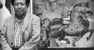 Alirio Palacios | Biografía | Artista Plástico