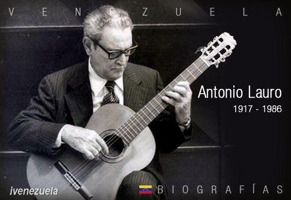 Antonio Lauro | Biografía