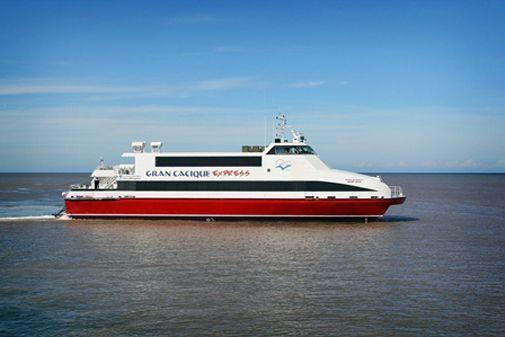 Tarifas de Ferry a Margarita de Gran Cacique