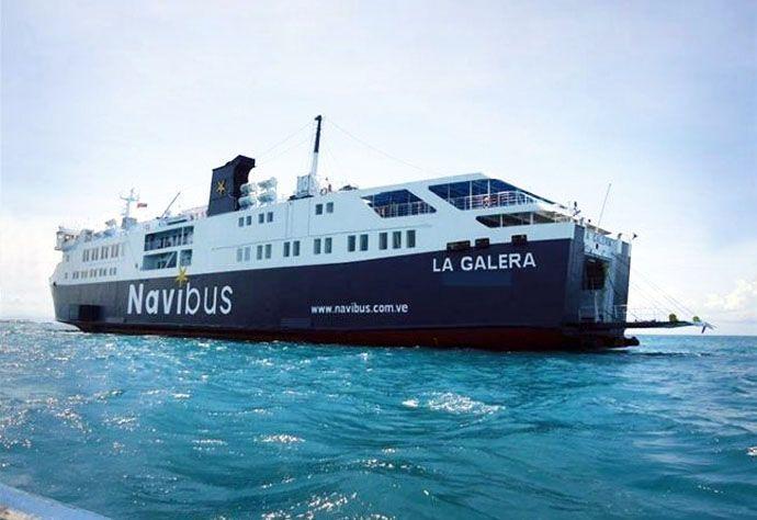Tarifas de Ferry a Margarita con Navibus