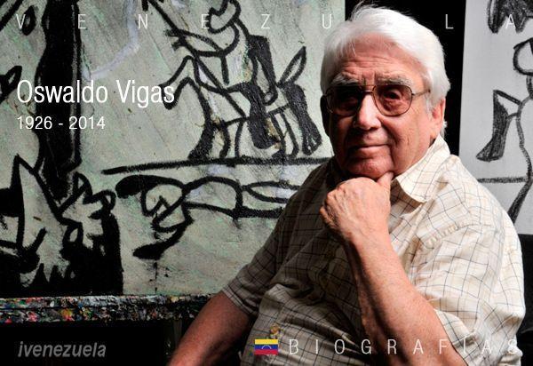 Oswaldo Vigas el pintor de Las Brujas