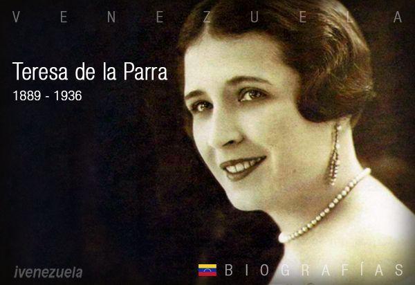 Teresa de la Parra | Biografía
