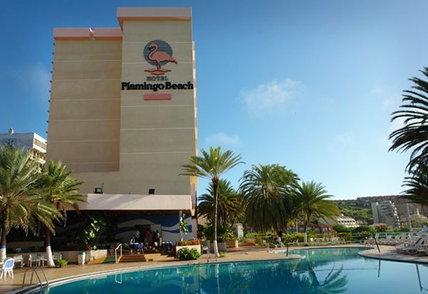 Hotel Flamingo Beach en Pampatar