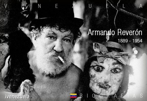 Armando Reverón   Biografía