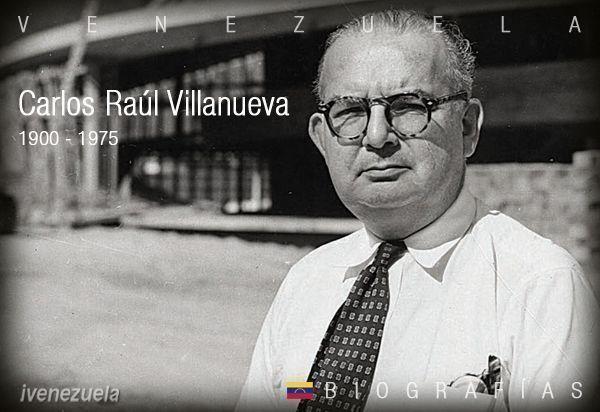 Carlos Raúl Villanueva y la modernidad venezolana