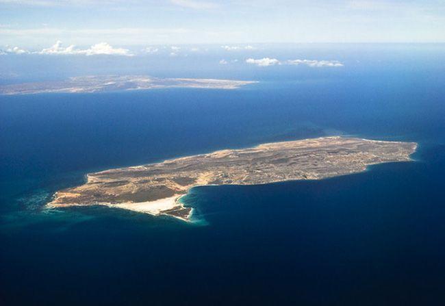 La Isla de Cubagua es la originaria Nueva Cádiz