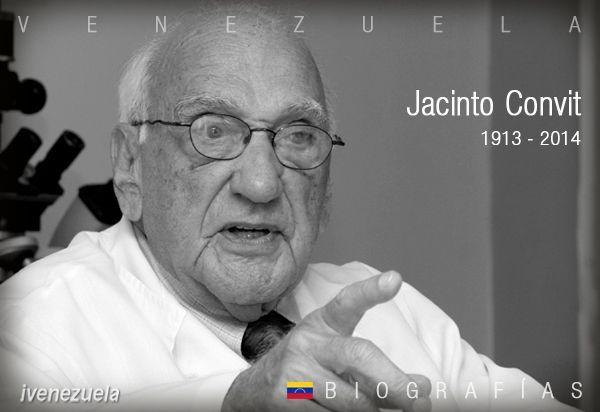 Jacinto Convit 100 años profundizando en el aspecto humano