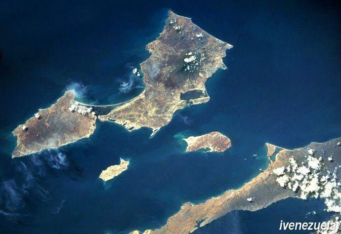 Tres islas conforman el estado Nueva Esparta