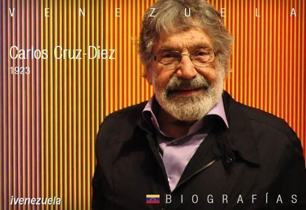 Carlos Cruz-Diez | Biografía