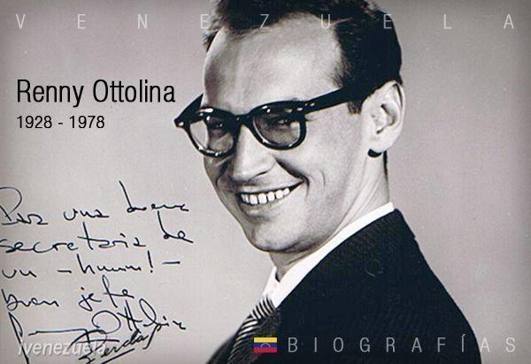 Renny Ottolina el Número 1 | Biografía