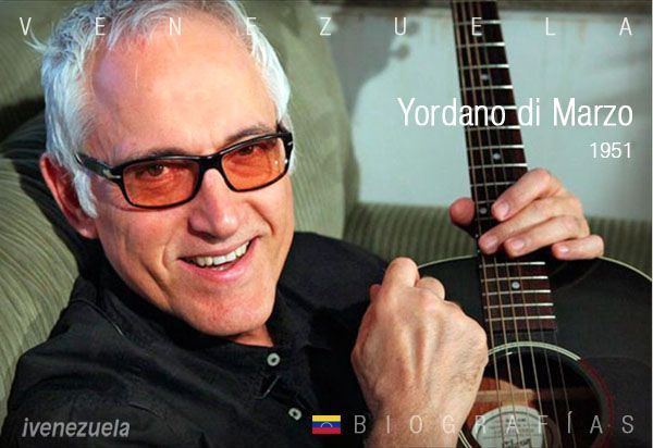 Yordano Di Marzo | Biografía