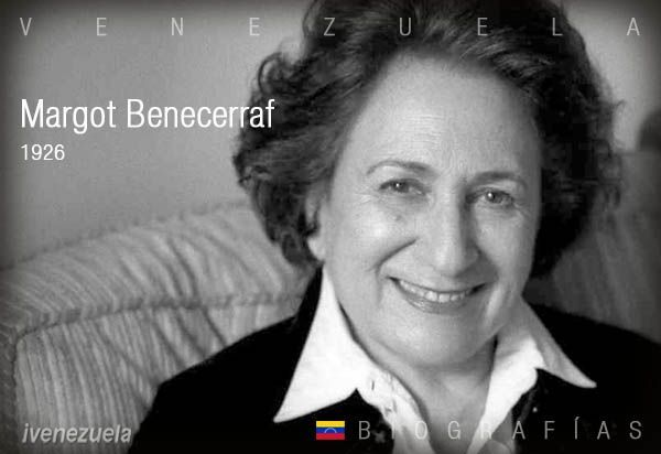 Margot Benacerraf | Biografía