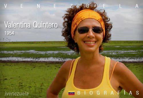 Valentina Quintero la viajera de Venezuela