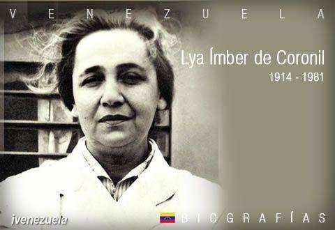 Lya Ímber de Coronil la madrina de la infancia venezolana