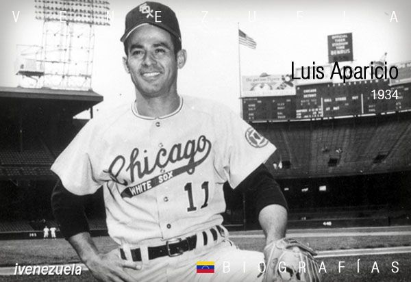 Luis Aparicio | Biografía