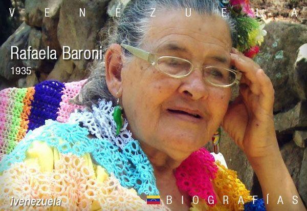 Rafaela Baroni y el Paraíso de Aleafar | Biografía