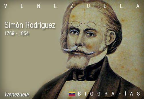 Simón Rodríguez, el Robinsón de América | Biografía