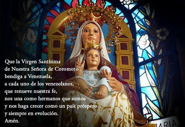 Virgen de Coromoto Patrona de Venezuela