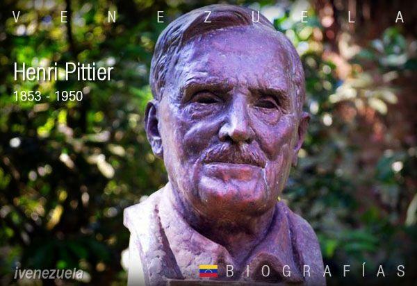 Henri Pittier | Biografía | Naturalista y botánico