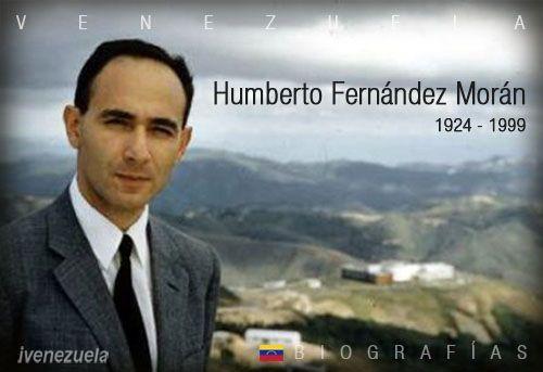 Humberto Fernández Morán | Biografía