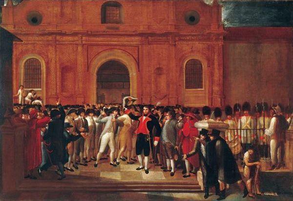 19 de abril de 1810 | Proclama Independencia