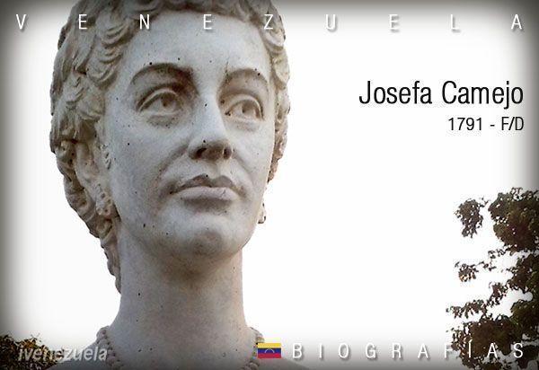 Josefa Camejo | Biografía