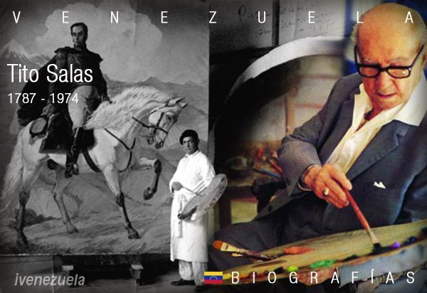 Tito Salas | Biografía | Pintor