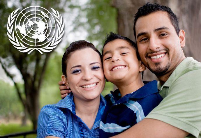 Día Internacional de la Familia | 15 de mayo