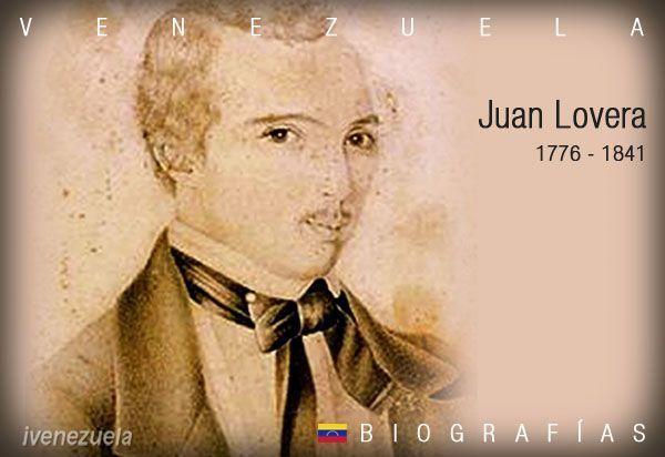 Juan Lovera | Biografía