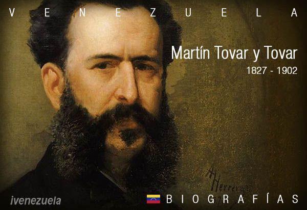 Martín Tovar y Tovar | Biografía