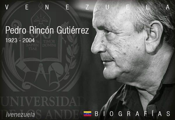 Pedro Rincón Gutiérrez   Perucho   Biografía