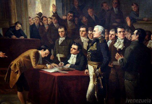 5 de julio de 1811 | Firma del Acta de la Independencia