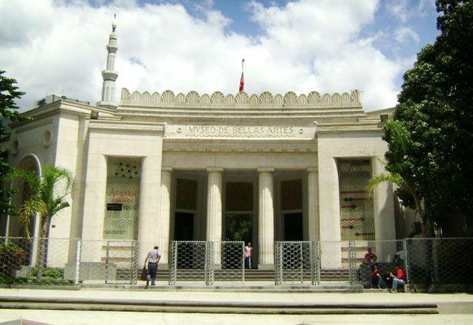 Museo de Bellas Artes en Caracas