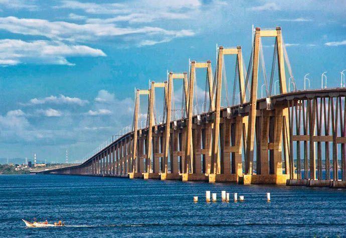 Puente sobre el Lago de Maracaibo | Puente General Rafael Urdaneta 1