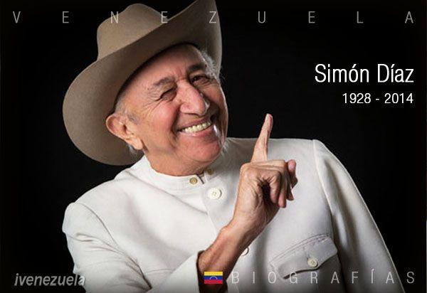 Simón Díaz y la tonada venezolana